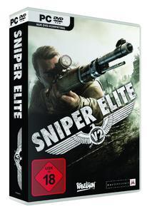 Sorgt für erstklassige Spannung und authentisches Spielerlebnis: Sniper Elite V2