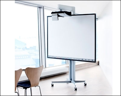 SMS Projector Short Throw Mobile Motorized