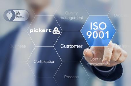 Re-Zertifizierung Pickert und Partner