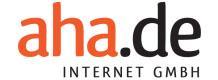 aha.de Internet GmbH Logo