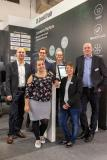 Das Messeteam des eCommerce-Softwareherstellers Speed4Trade für die Automechanika 2018.