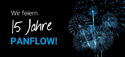 Das Workflow Management System PANFLOW wird 15!