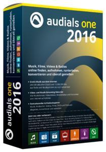 Die Nummer 1 für Streaming-Media-Mitschnitte: Audials One 2016