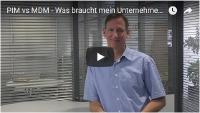 Video PIM vs MDM