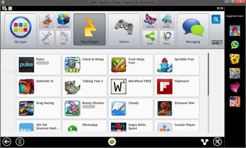 Bring the latest and coolest Android apps to your AMD powered PC