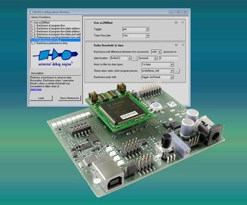 XC2000ED Emulation Device Adapter and UEC2