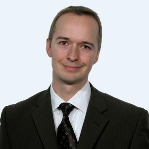 Oliver Henrich, Leiter Business Unit Handwerk bei Sage Software