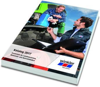 Winkler neuer Agrarkatalog 2017