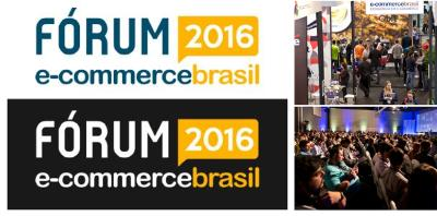 Forum E-Commerce Brasil: 10.000 Professionals, 110 Exhibitors, 8 Content Areas