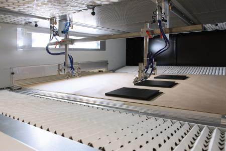 New entry model into automated coating