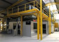 Die ressourceneffiziente Rondelllackieranlage, die bei der Lothar Bix GmbH realisiert wurde, eignet sich zur mehrschichtigen Lackierung von fast allen Kunststoffen. Foto: Lothar Bix GmbH