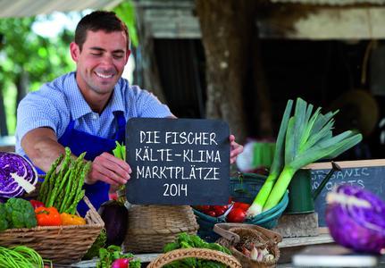 Die Marktplätze bei Fischer - Treffpunkt der Branche