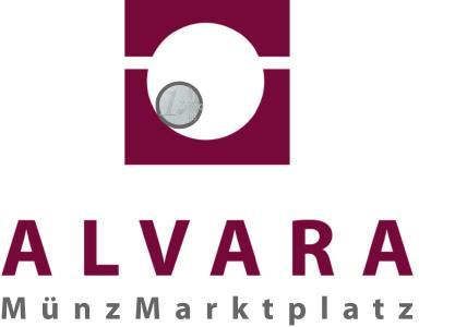 Logo ALVARA MünzMarktplatz