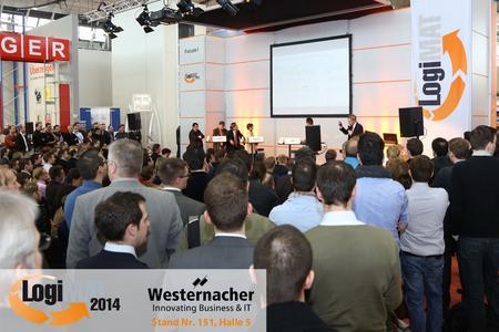 Westernacher at LogiMAT 2014