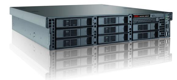 Arbeitet nahtlos mit IBM-Produkten zusammen: die E-Mail- und Dokumenten-Archive-Appliance von