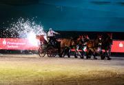 Sparkassen Sport-Gala - Titanen der Rennbahn im Parcours in Halle 1 (Foto: Leipziger Messe GmbH )