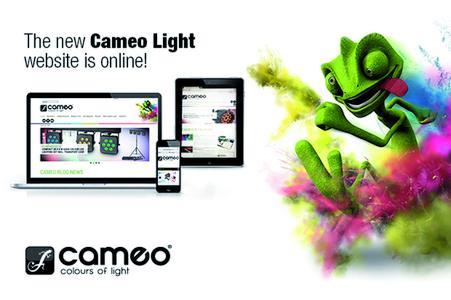 "Cameo Light - Launch of ""responsive"" website + big giveaway!"