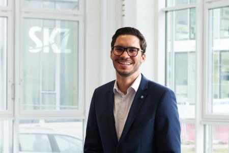 Matthias Ruff ist neuer Vertriebsleiter am SKZ