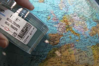 weltweit eindeutige Produktkennzeichnung
