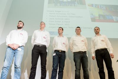 Young welders in Düsseldorf: DVS with three competitions at SCHWEISSEN & SCHNEIDEN 2017