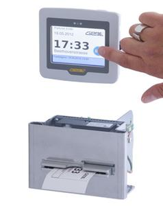 HMI GeBE-INDICO® for electronic gate applications