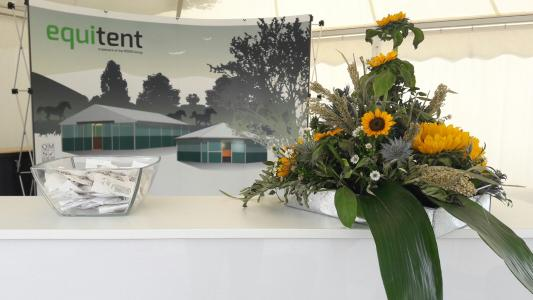 CHIO Aachen 2016 equitent Stand 2