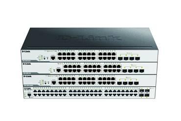 D-Link Layer-2 Switch- und Managed-Switch-Serie DGS-3000