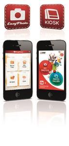 Attraktiv für Smartphone-Fotografen: die Easy Photo-App von Mitsubishi Electric