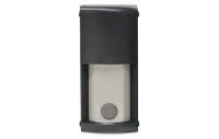 Mit eingebauter Heizung und IP65-Schutz optimal für den Ausseneinsatz geeignet