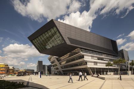 Wirtschaftsuniversität Wien, Foto: BOAnet ®