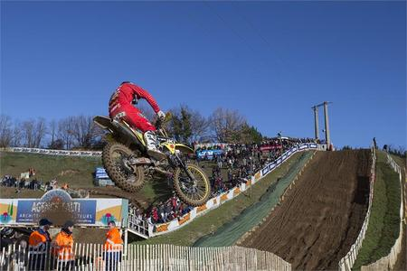 Double Podium for Team Suzuki at Valence MX