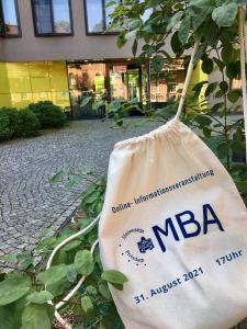 MBA-Studiengang an der Universität Potsdam