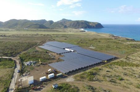 SMA St Eustatius Plant