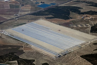 World's Largest Fresnel Solar Power Station achieves Financial Close