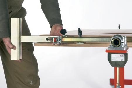 doormaster® - mounting of the easyracks