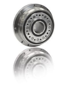 Spielfreies Präzisionsgetriebe mit Hohlwelle: F4CF-C 35. Bildquelle: Sumitomo (SHI) Cyclo Drive Germany GmbH