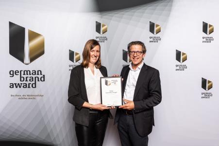 Winner German Brand Award