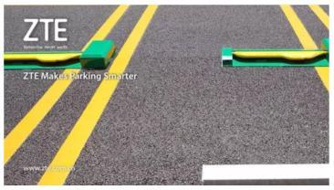 ZTE präsentiert neues Smart Parking System auf NB-IoT-Basis