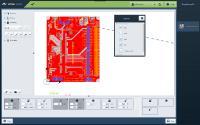 Programmierung einer Selektivlötanlage mit ODB++ Daten des RaspberryPi HAT im Ersa CAD 4-Assistenten (Bildquelle: Ersa)