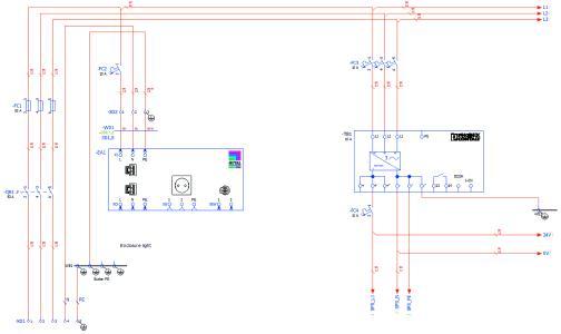 Project Builder: Der Projekt Builder ist eine deklarative Oberfläche, die automatisch auf Basis der Konfigurationsvariablen erstellt wird, Quelle Eplan Software & Service GmbH & Co. KG