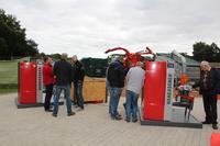 Anlagen des österreichischen Herstellers Hargassner bilden bei der EUT einen Schwerpunkt