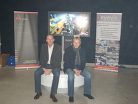 eyevis strengthens its presence in the BENELUX area