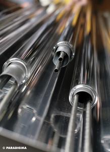CPC Vakuumröhrenkollektor im Detail