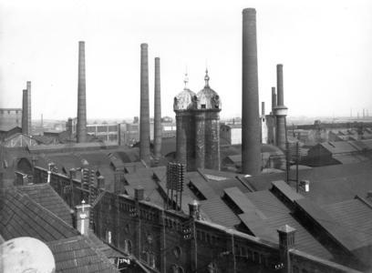 Derendorfer Rohrwerk um 1910