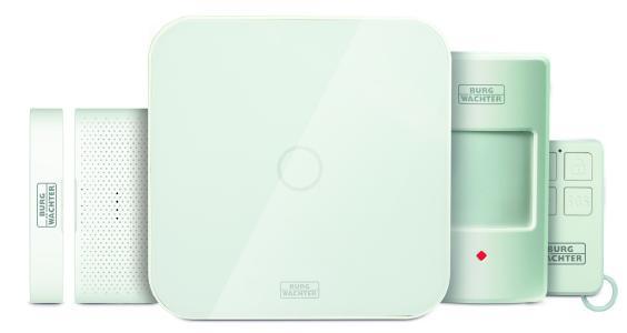 Das Smart Home Alarmsystem BURGprotectTM sichert die eigenen vier Wände mit Bewegungs-, Kontakt- und Erschütterungsmelder. So wird ein Einbruchsversuch schnell erkannt und die Bewohner sofort alarmiert