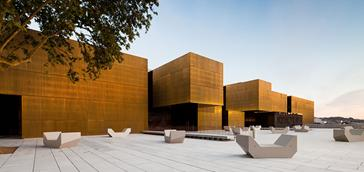 Der Preisträger des European Copper in Architecture Award 2013 kommt aus Portugal.