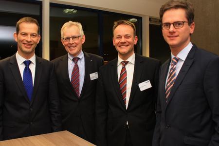 Die Referenten des UNITY innovationdays Wachstumsmotor Mittelstand
