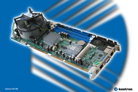 Kontron PCI-759 brings Intel Core 2 Duo processor to PICMG 1.0 systems