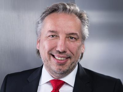 Frank Gross, Account Manager PlusServer GmbH