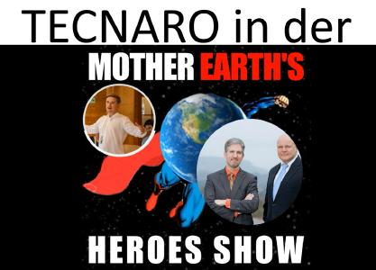 TECNARO in der The Mother Earth´s Hero Show